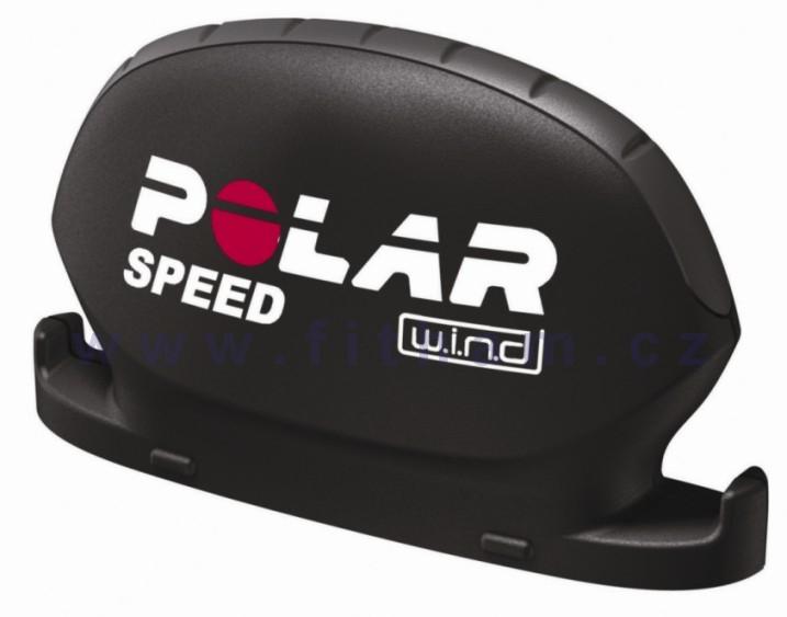 POLAR SPEED CS W.I.N.D. s držákem na řidítka