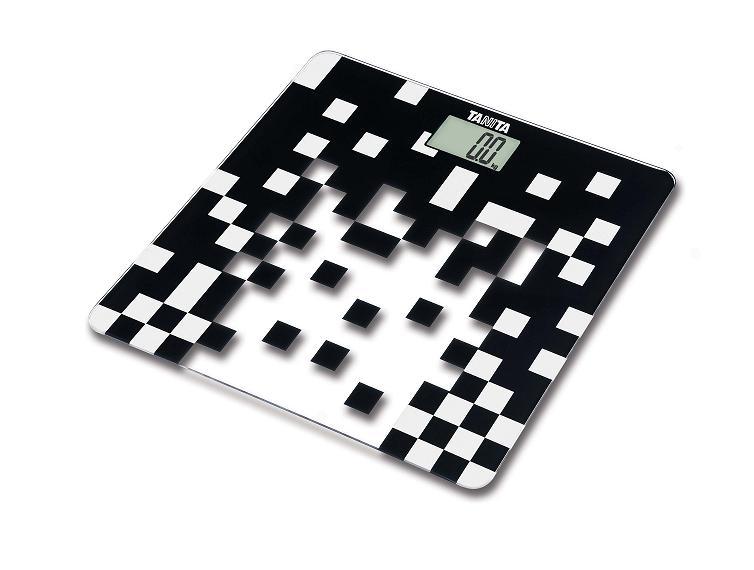 Osobní váha s měřením tuku TANITA HD-380 černá