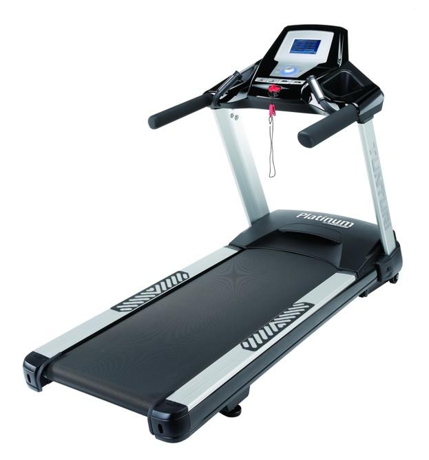 Běžecký pás TUNTURI PLATINUM - Treadmill + montáž ZDARMA