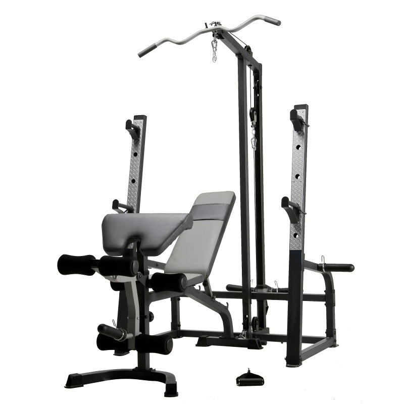 Bench lavice se stojany ARSENAL MULTIBENCHPRESS