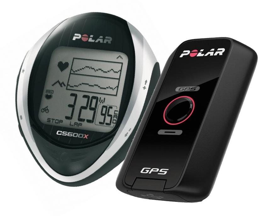 Hodinky POLAR CS600X GPS