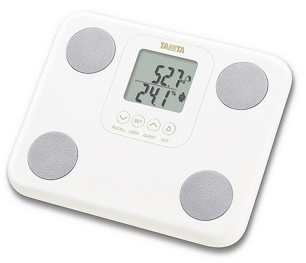 Osobní váha s měřením tuku TANITA BC-730 bílá