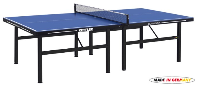 Pingpongový stůl venkovní KETTLER SMASH 11 + rozšířená záruka 60 měsíců ZDARMA