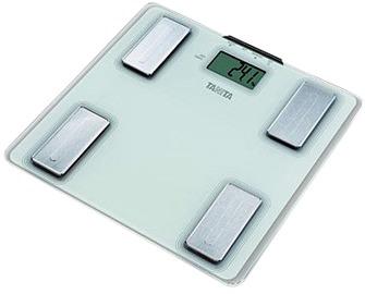 Osobní váha s měřením tuku TANITA UM-040 bílá