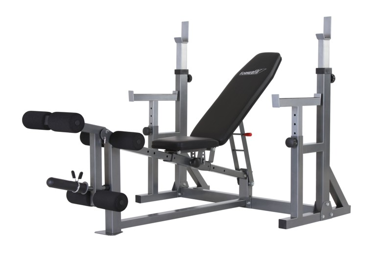 Bench lavice se stojany FORMERFIT BENCH PRESS