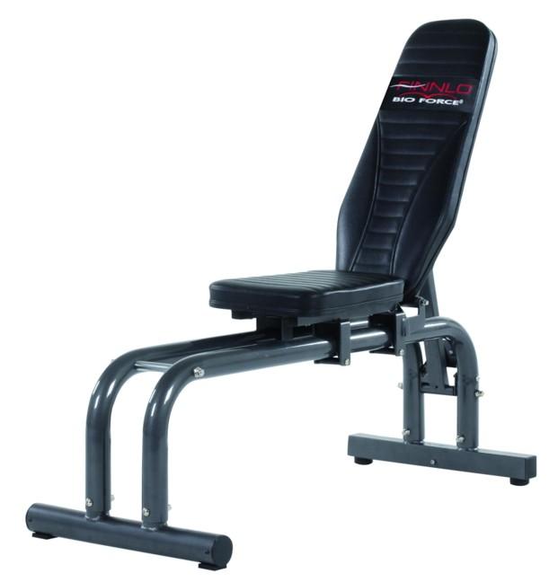 Posilovací lavice na jednoručky FINNLO BIOFORCE POWER BENCH + zajištění servisu u Vás doma ZDARMA