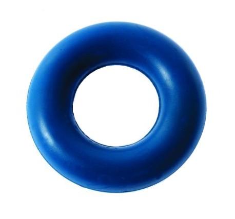 Posilovací kroužek dlaň TĚŽKÝ černý