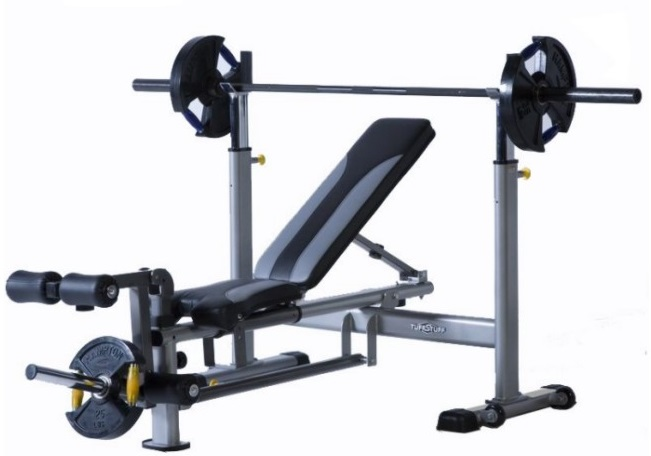 TUFF STUFF MULTI BENCH - COMBO