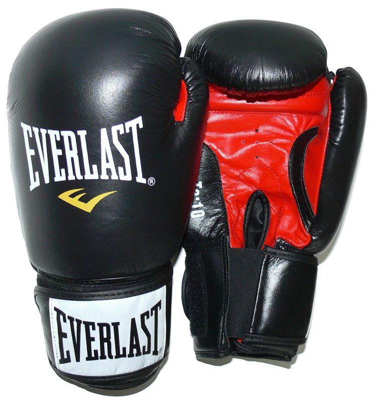 EVERLAST boxerské rukavice MOULDED 12 OZ