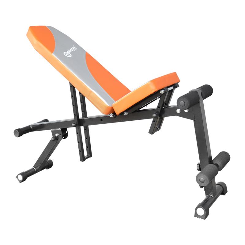 Posilovací lavice na jednoručky MASTER Bench Simple Vario + zajištění servisu u Vás doma ZDARMA