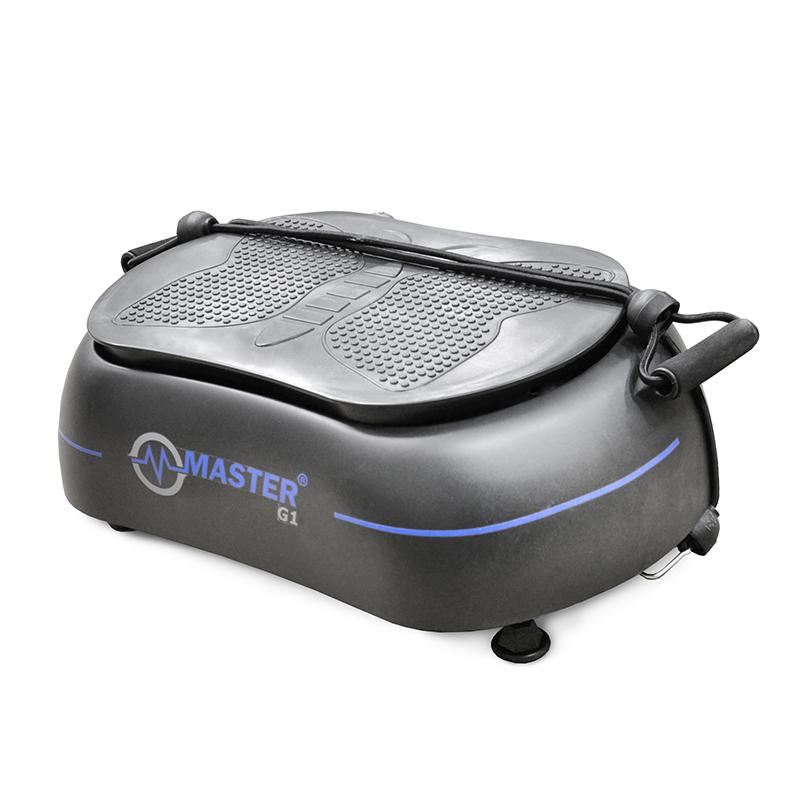 Vibrační plošina MASTER - G1 černý + zajištění servisu u Vás doma ZDARMA