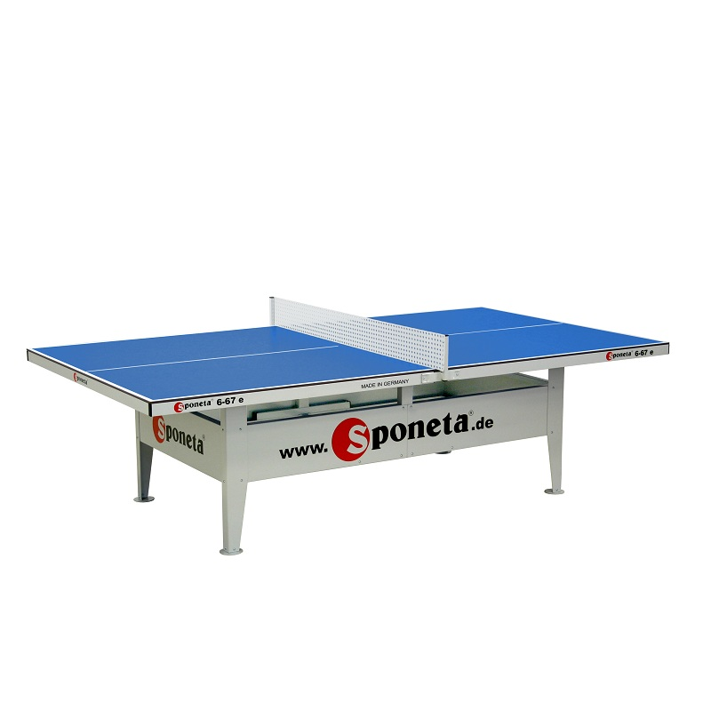 Pingpongový stůl venkovní SPONETA S6-67e - modrý