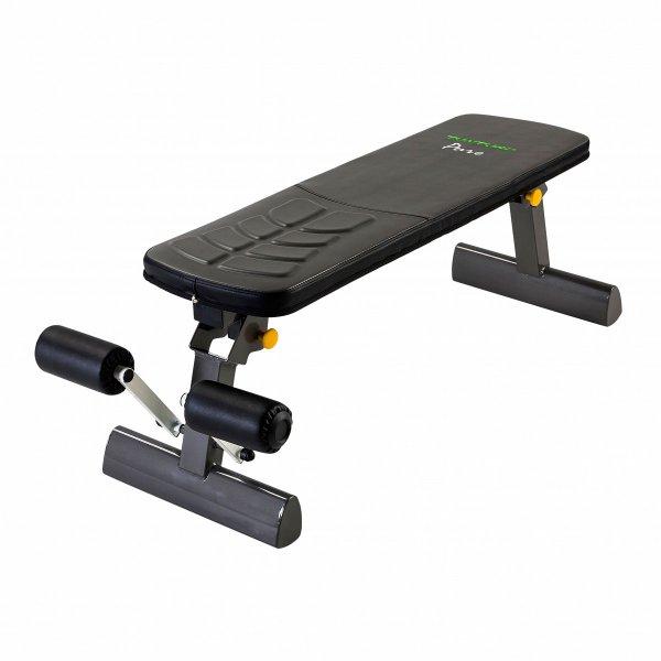 Posilovací lavice na jednoručky TUNTURI PURE FLAT BENCH + zajištění servisu u Vás doma ZDARMA
