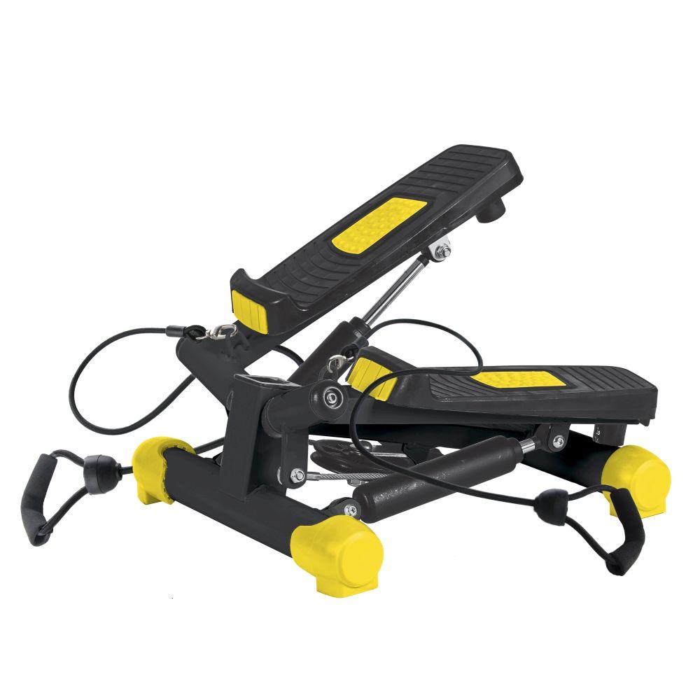 Mini stepper SPOKEY ENTRADA žlutý