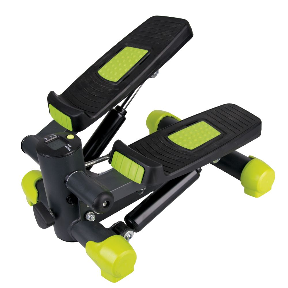 Mini stepper SPOKEY ENTRADA zelený