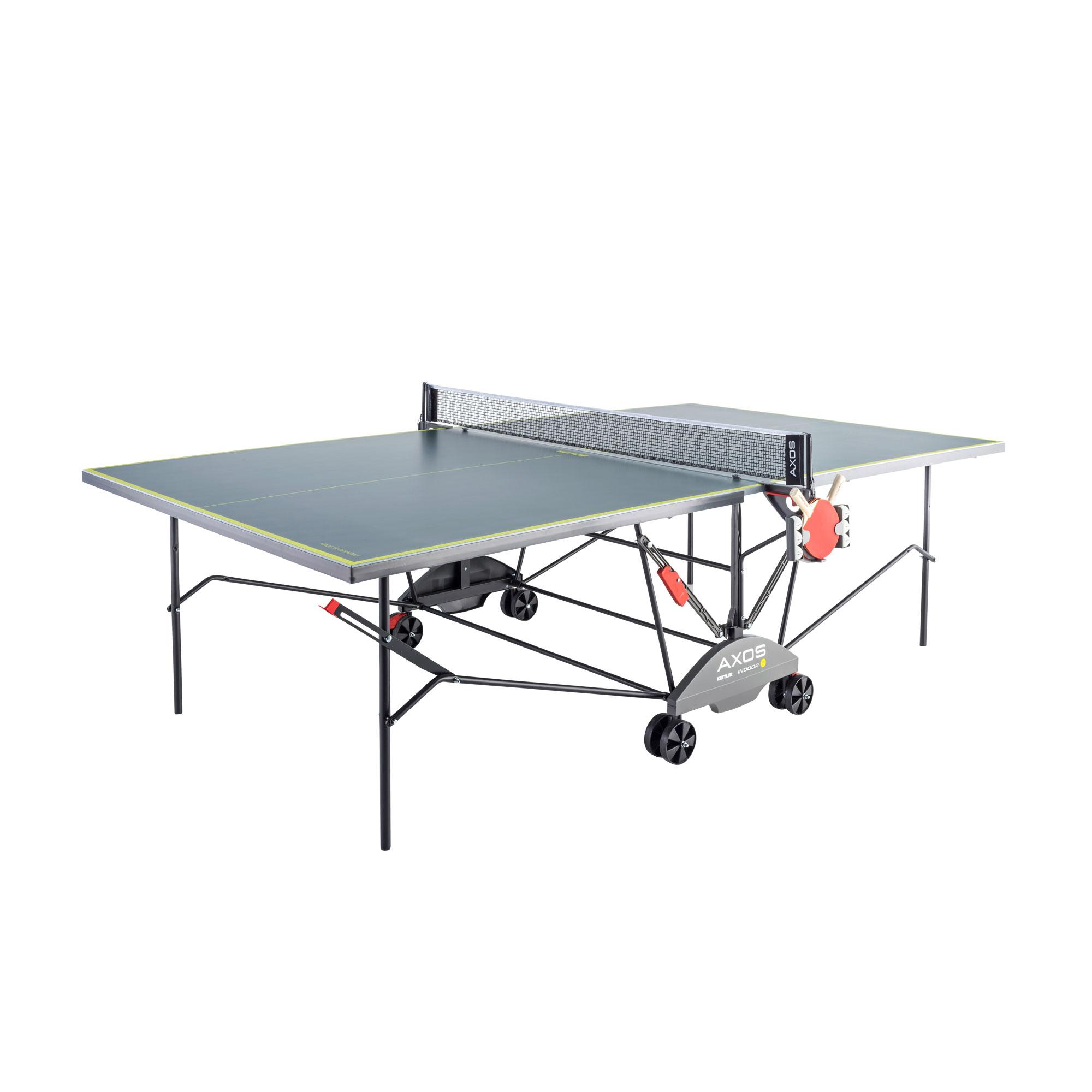 Pingpongový stůl KETTLER INDOOR 3 + zajištění servisu u Vás doma ZDARMA