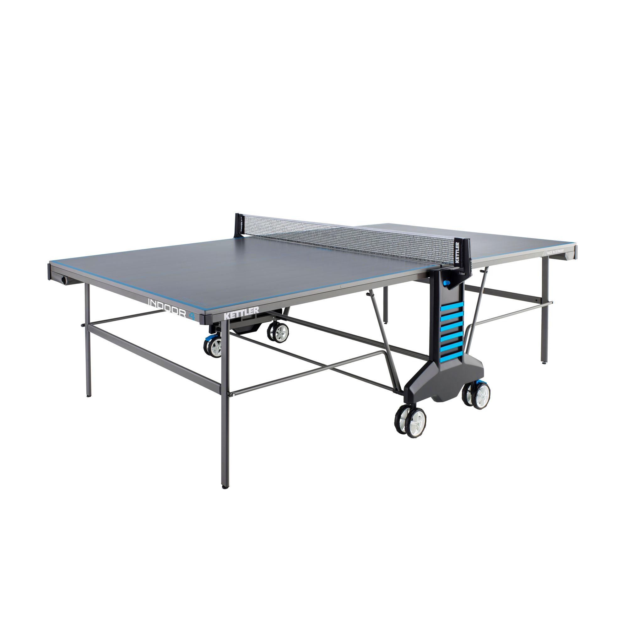 Pingpongový stůl KETTLER INDOOR 4 + zajištění servisu u Vás doma ZDARMA