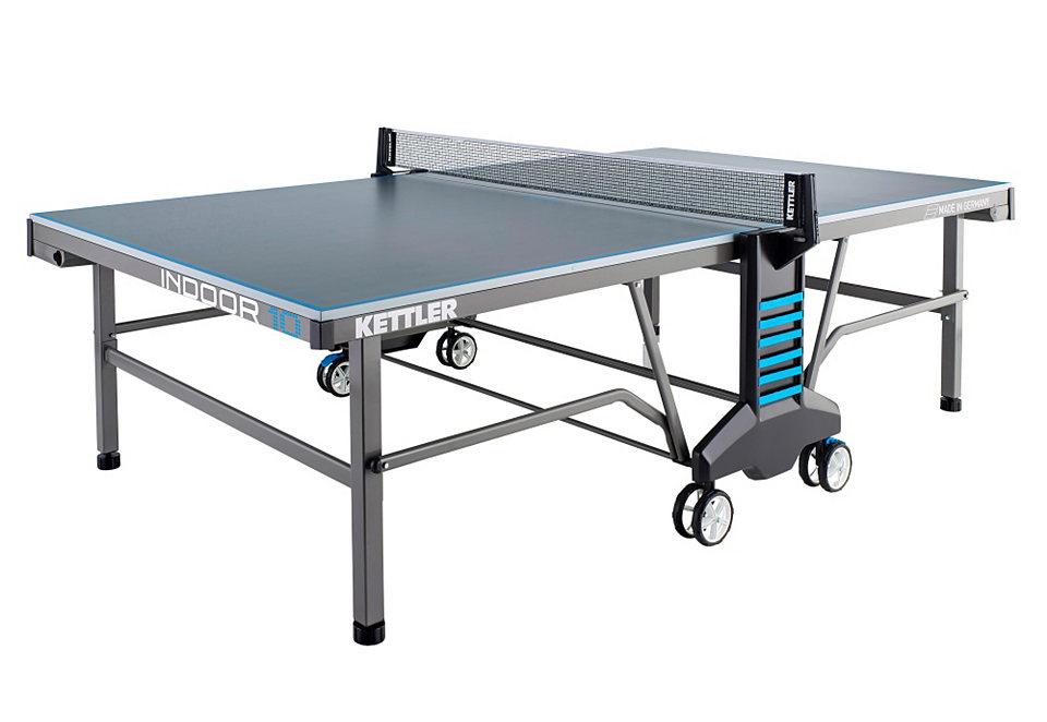 Pingpongový stůl KETTLER INDOOR 10 + zajištění servisu u Vás doma ZDARMA