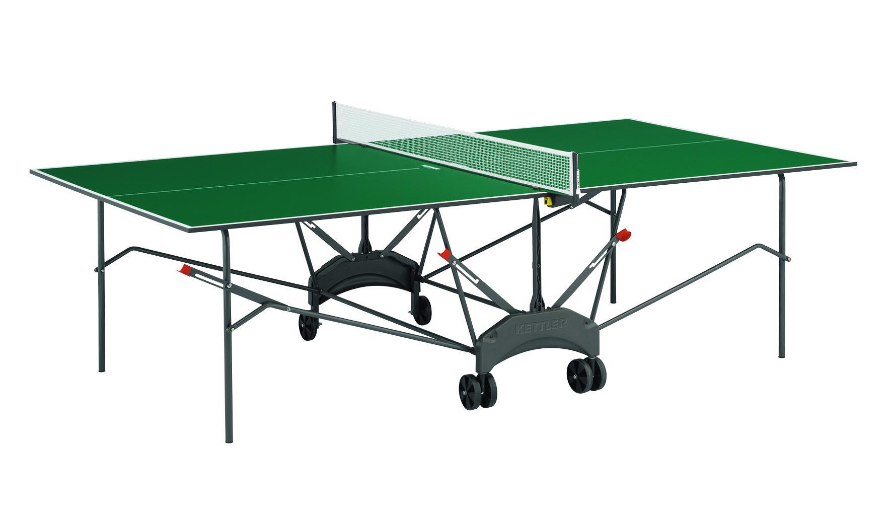 Pingpongový stůl venkovní KETTLER CLASSIC PRO + rozšířená záruka 60 měsíců ZDARMA