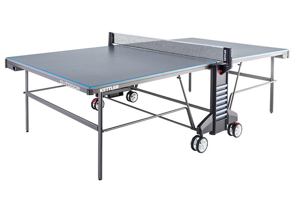 Pingpongový stůl venkovní KETTLER OUTDOOR 4 + rozšířená záruka 60 měsíců ZDARMA