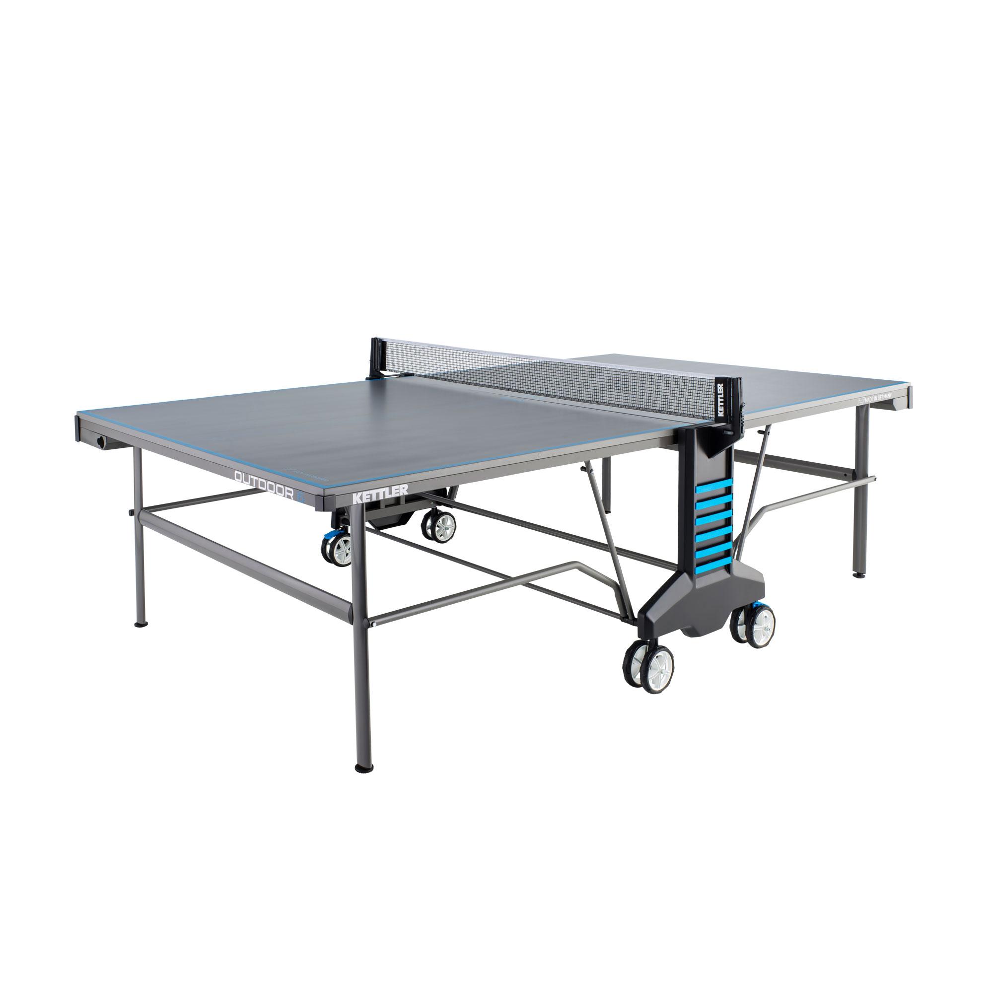 Pingpongový stůl venkovní KETTLER OUTDOOR 6 + rozšířená záruka 60 měsíců ZDARMA