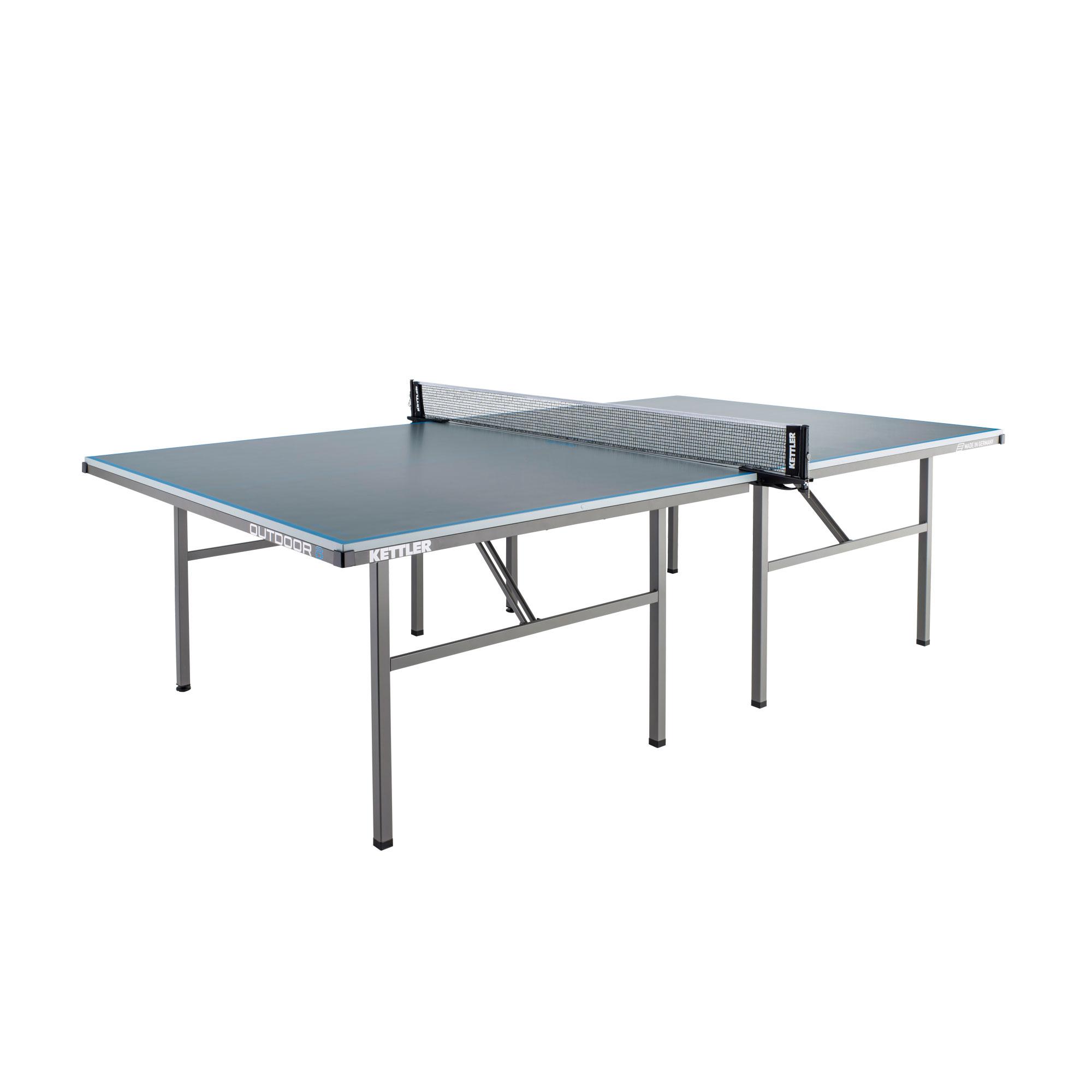 Pingpongový stůl venkovní KETTLER OUTDOOR 8 + rozšířená záruka 60 měsíců ZDARMA