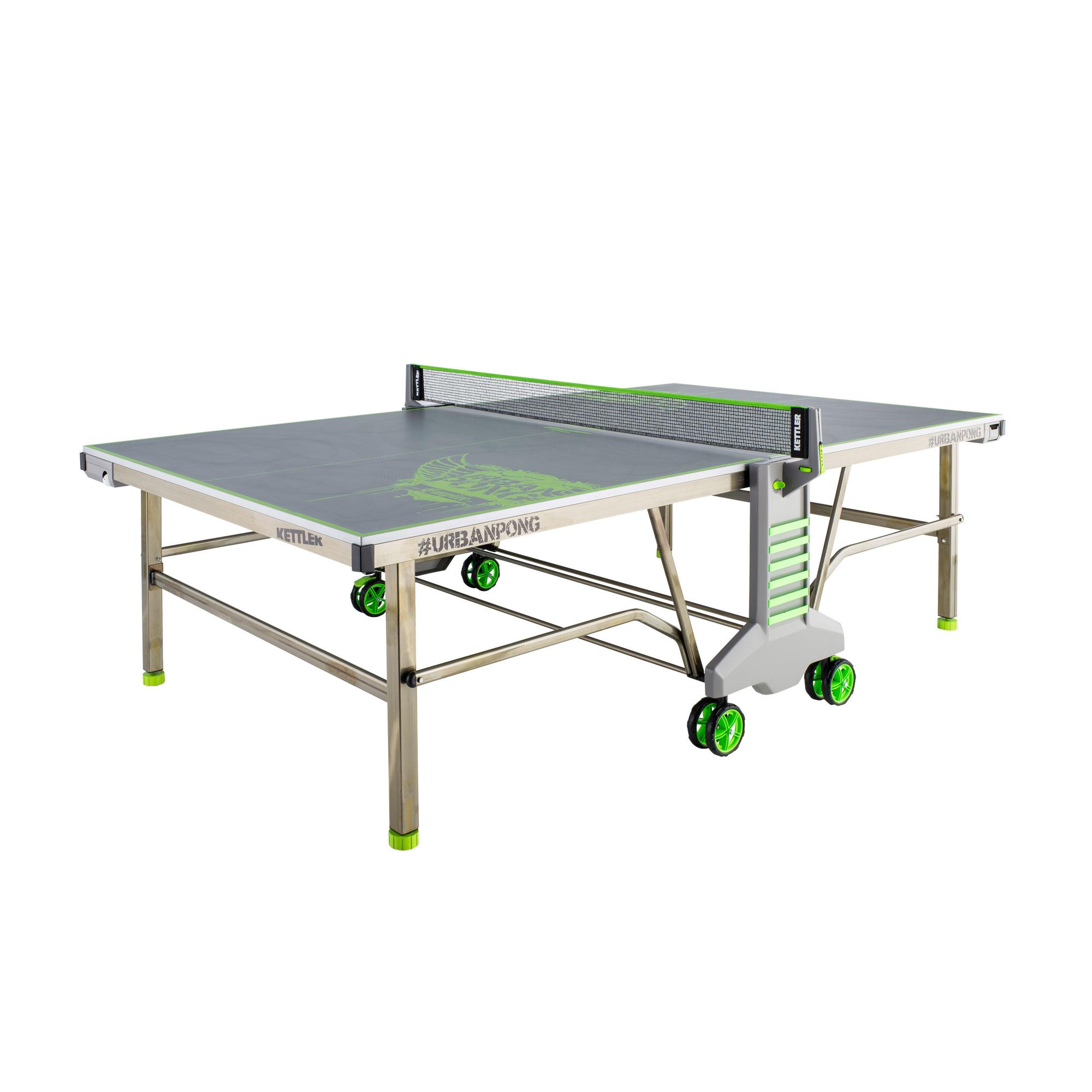 Pingpongový stůl venkovní KETTLER URBAN PONG + rozšířená záruka 60 měsíců ZDARMA