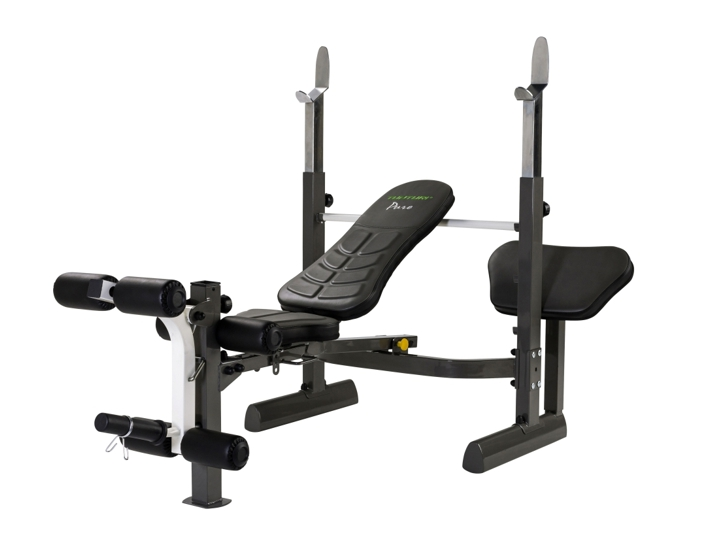 Bench lavice se stojany TUNTURI PURE WEIGHT BENCH
