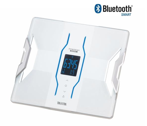 Osobní váha s měřením tuku TANITA RD-901 bílá - AKCE