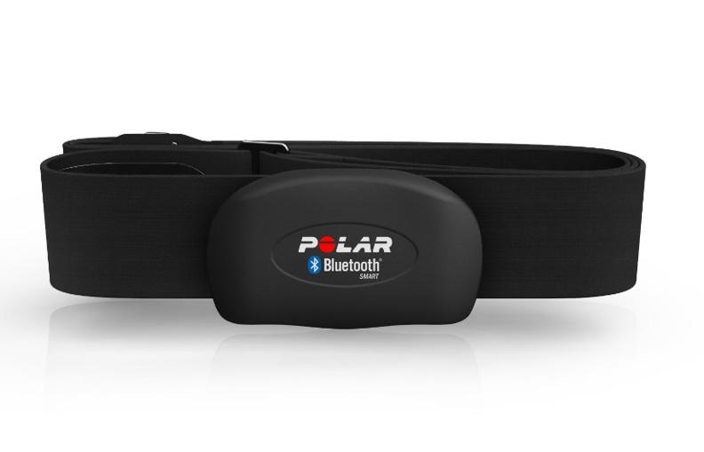Hrudní pás Hrudní pás POLAR H7 Bluetooth černý
