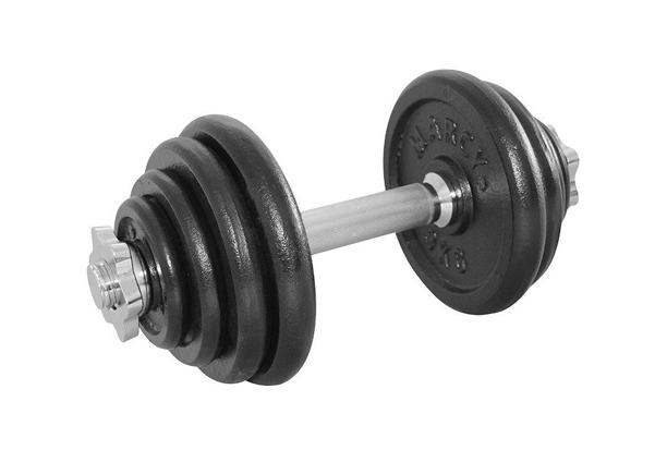 TUNTURI Činkový set 15 kg