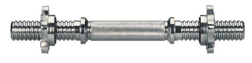 Hřídel jednoruční 350 mm / 30 mm na závit