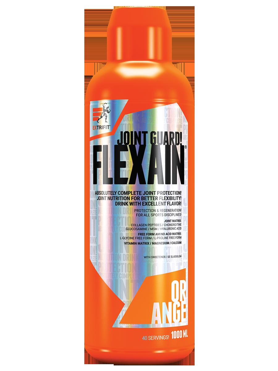 EXTRIFIT Flexain ® 1000 ml pomeranč