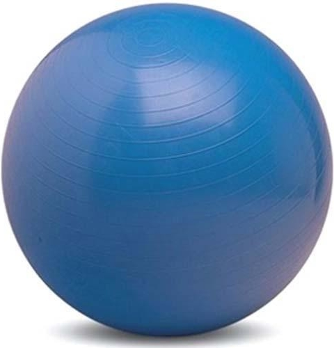 FORMERFIT Gymnastický míč 75 cm modrý