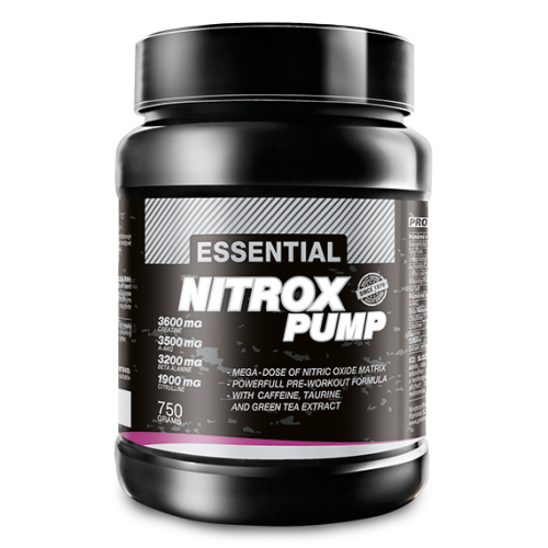 PROM-IN Essential NITROX Pump 750 g meloun