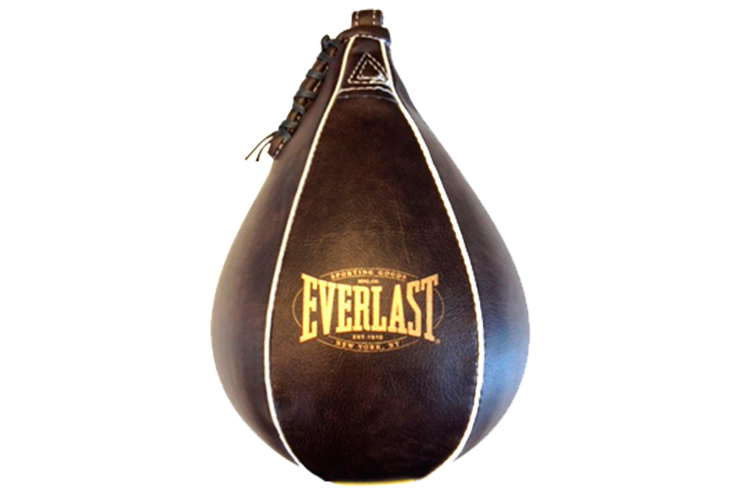 EVERLAST Boxovací hruška VINYL