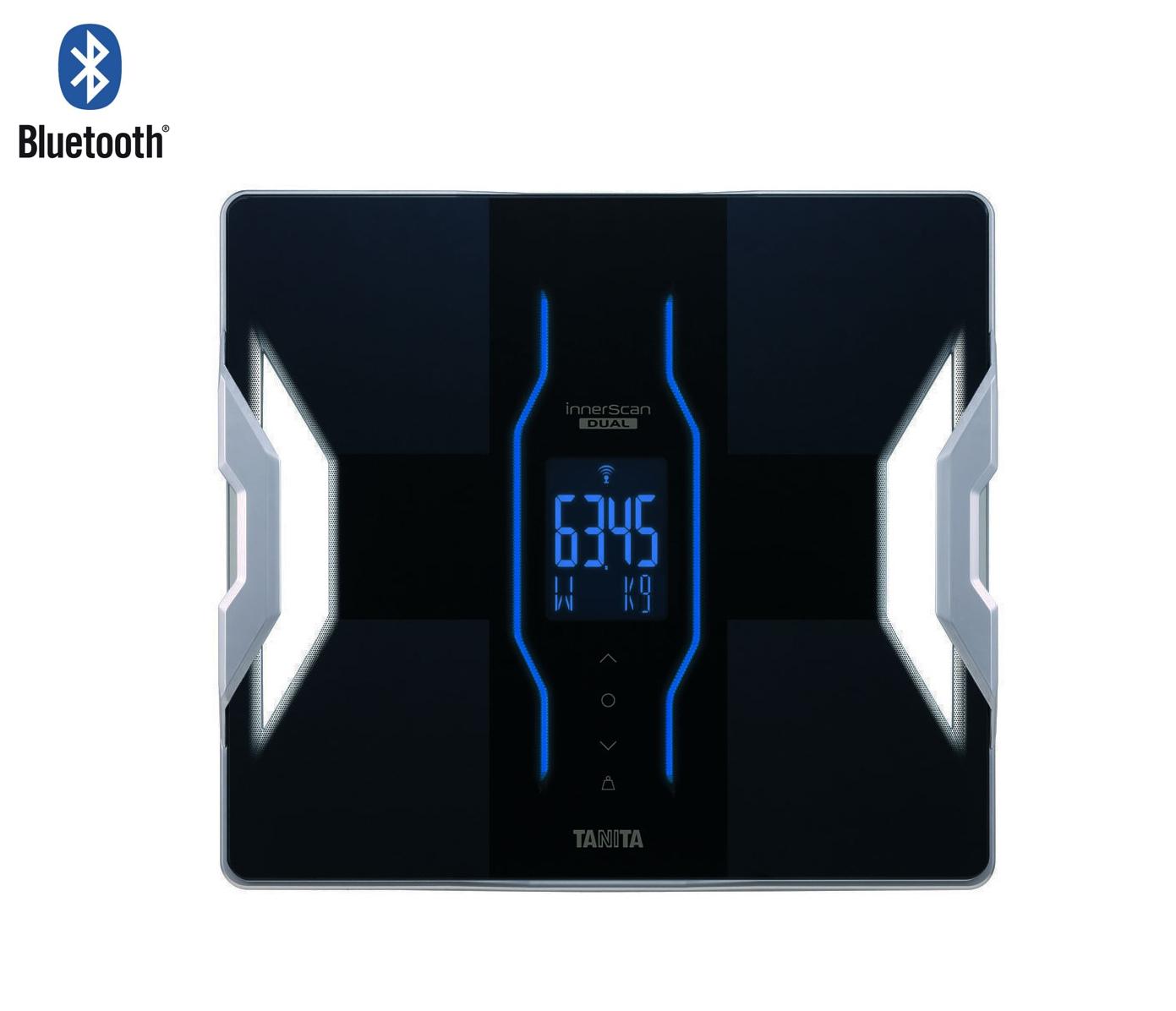 Osobní váha s měřením tuku TANITA RD-953 černá
