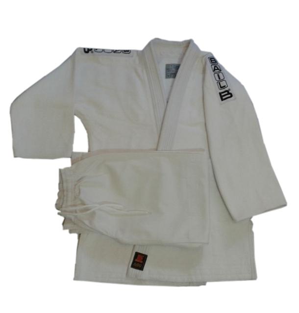Kimono Judo bílé 120cm