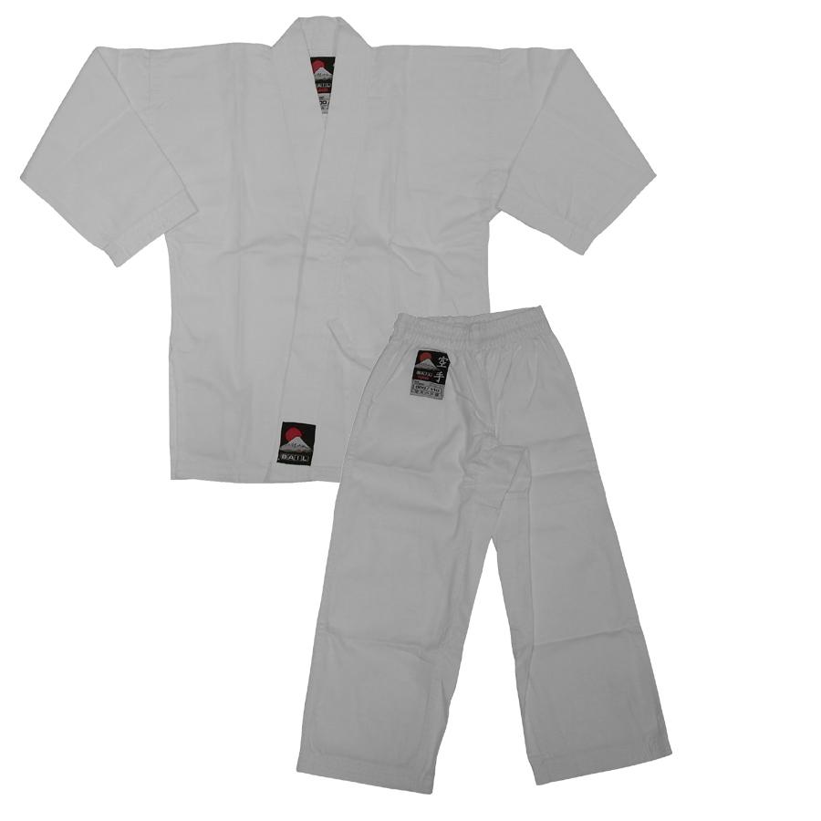 Kimono karate bílé 200cm