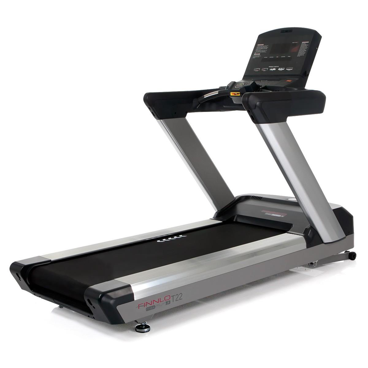 Běžecký pás FINNLO MAXIMUM S Treadmill T22 + montáž a zajištění servisu u Vás doma ZDARMA