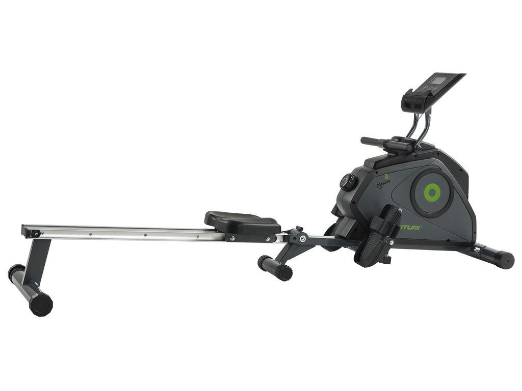 Veslovací trenažér TUNTURI Cardio Fit R30 Rower + zajištění servisu u Vás doma ZDARMA