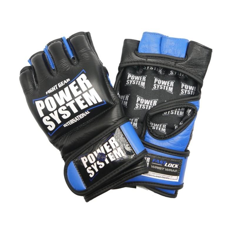 MMA rukavice KATAME EVO S/M modré