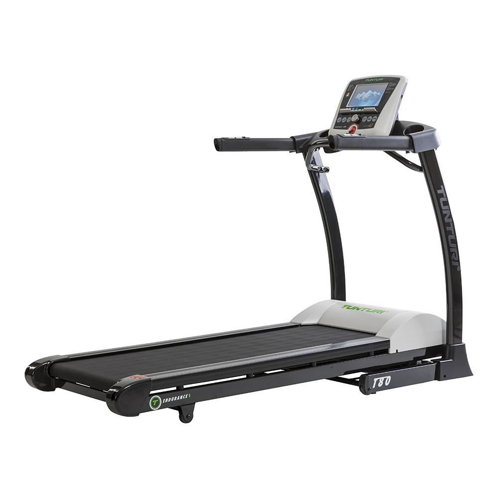 Běžecký pás TUNTURI T80 Treadmill Endurance + montáž a zajištění servisu u Vás doma ZDARMA