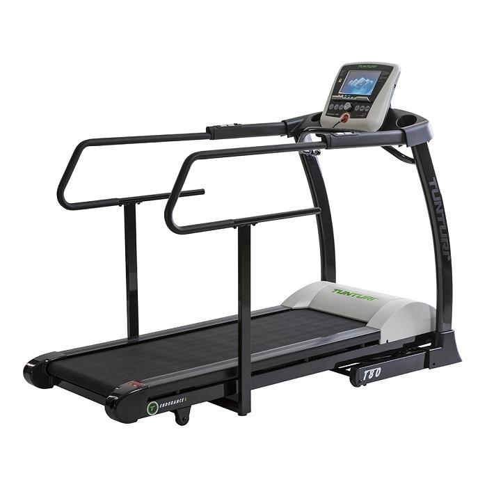 Běžecký pás TUNTURI T80 Treadmill Endurance REHA + montáž a zajištění servisu u Vás doma ZDARMA
