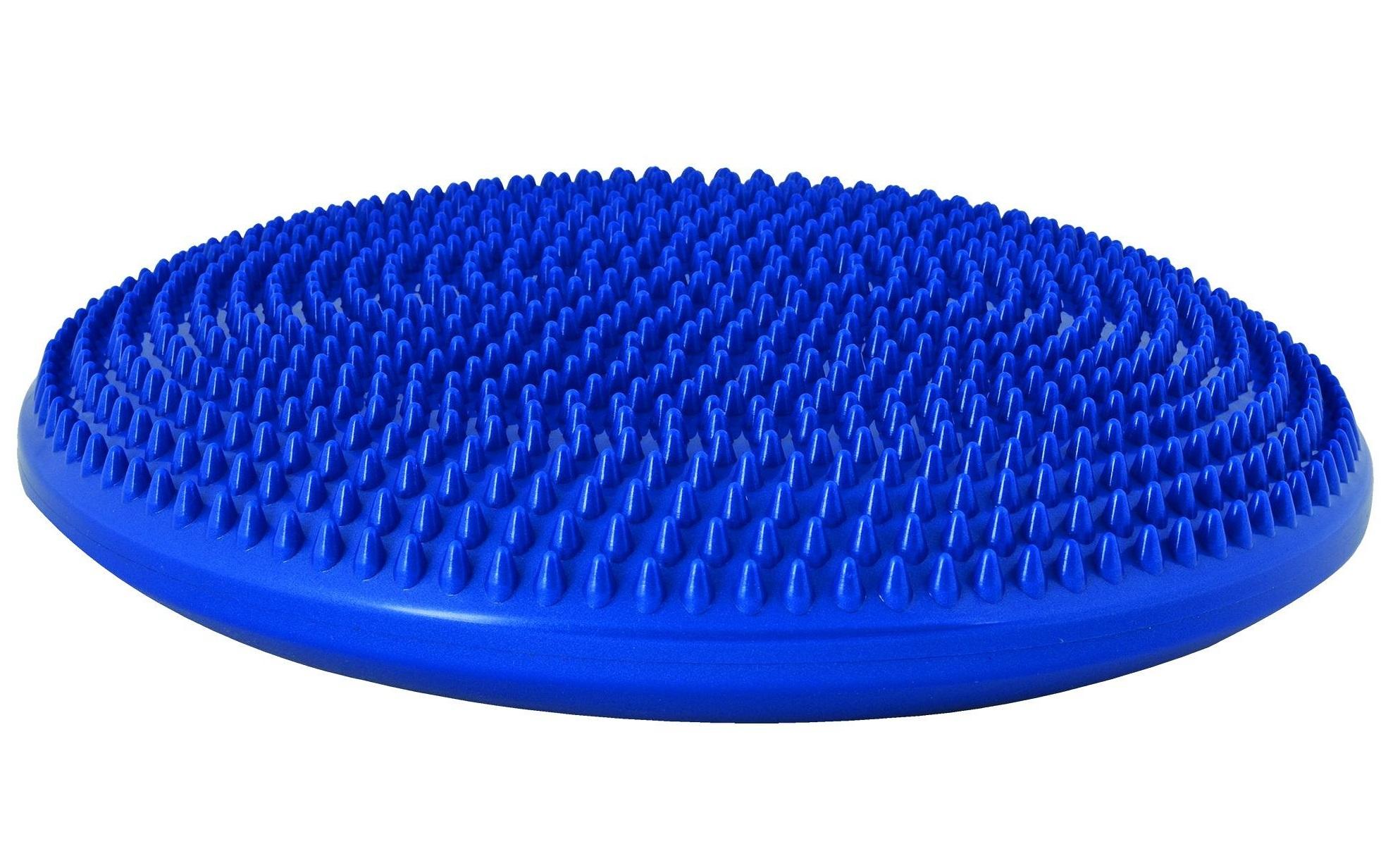Vzduchová balanční čočka 35 cm modrá