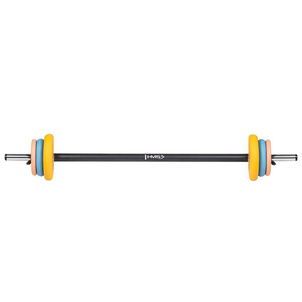 Aerobic Body Pump Set 20 kg HMS SBP25