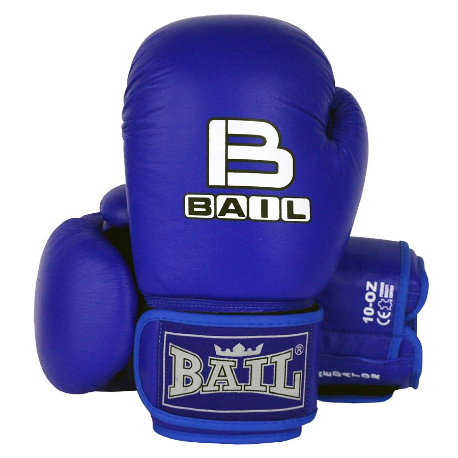 Boxerské rukavice Predator 12 OZ BAIL modré