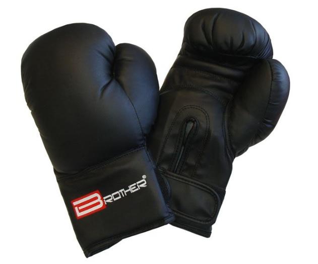 Dětské boxerské rukavice 6 OZ červené