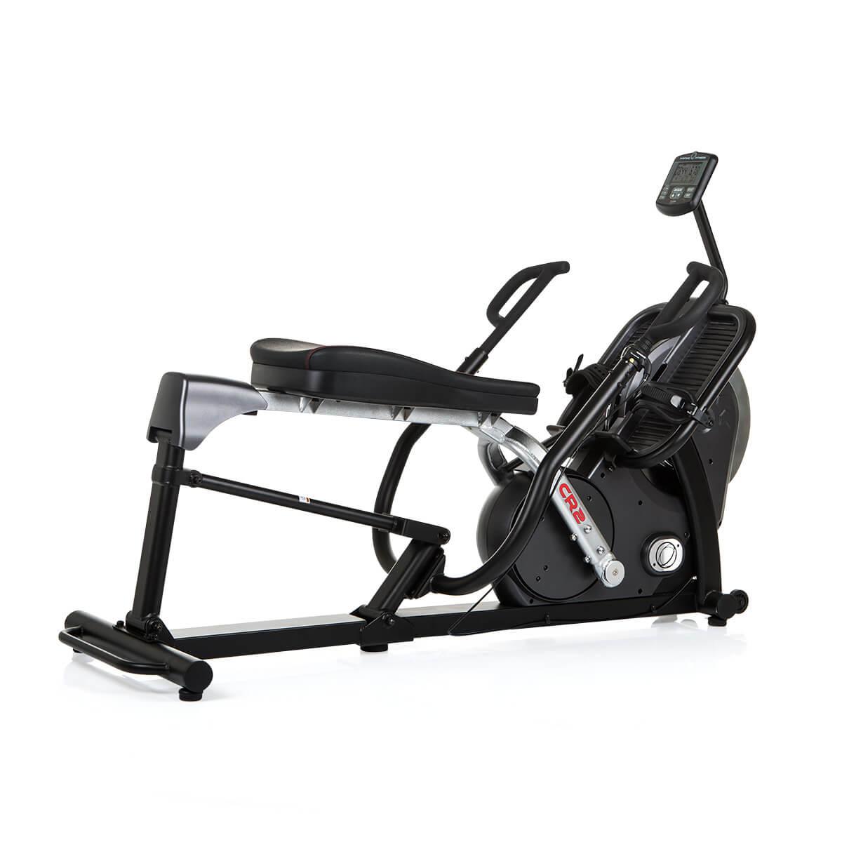 Veslovací trenažér FINNLO MAXIMUM Cross Rower CR2.1X + montáž a zajištění servisu u Vás doma ZDARMA