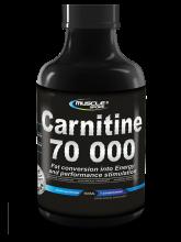 MUSCLE SPORT Carnitine liquid 70000 500 ml citrus mix